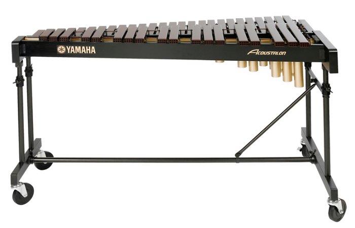 Yamaha 3-1/2 Octave Professional Acoustalon Xylophone