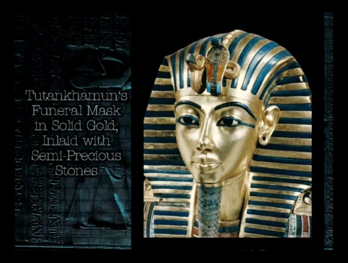Egyptology Posters Video with Music by Anubis Spire